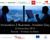 Innovation 2 Business - Investor Day, 22 Novembre 2019